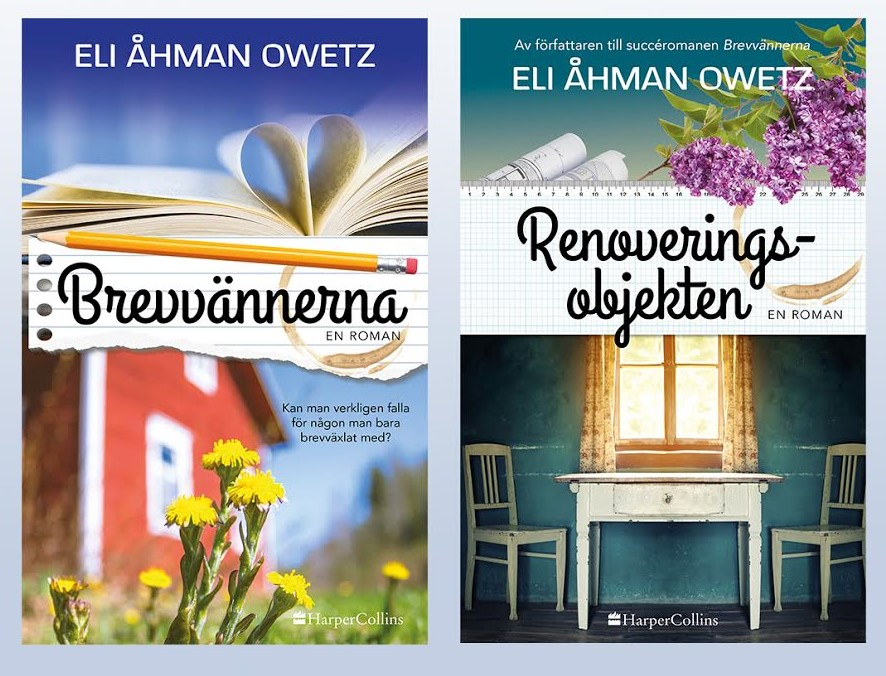 Båda böckerna beskuren